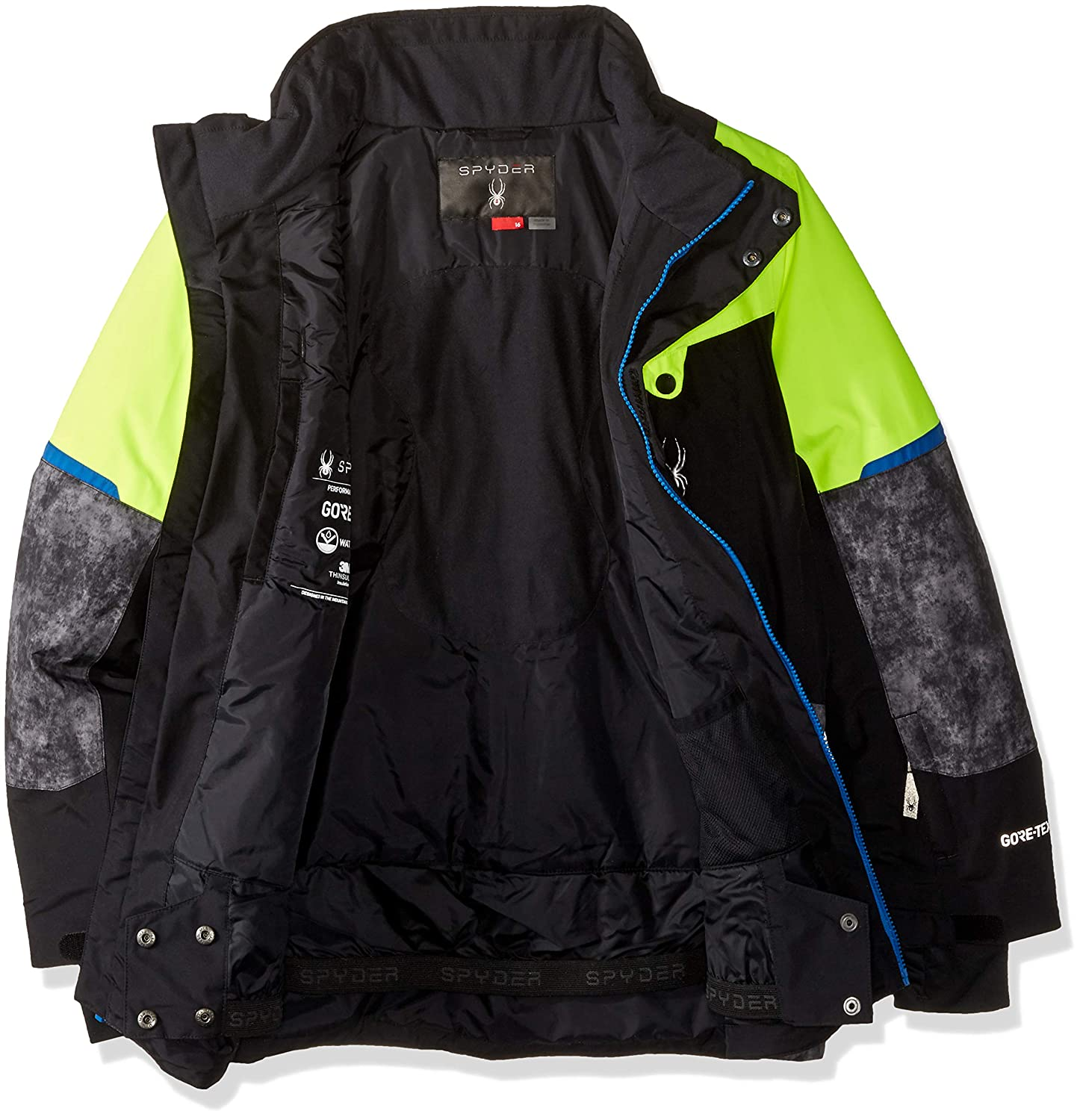 Big Kids Spyder Kids Mens Tordrillo Jacket