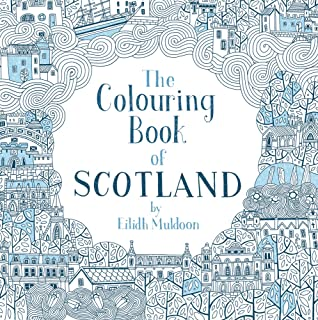 The Colouring Book Of Scotland Books