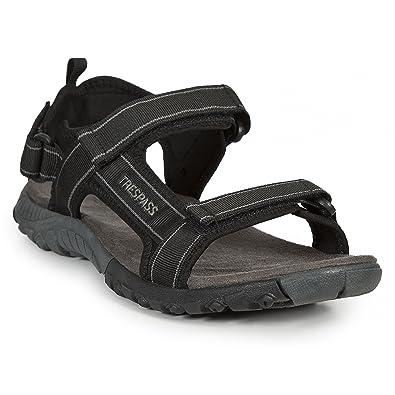 b86d0929e1f0 Trespass Mens Alderley Active Sandals (6 UK) (Black)