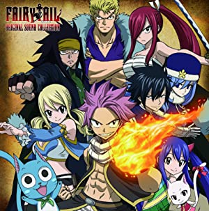 FAIRY TAIL CD