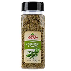 Spice Select Rosemary 4 Oz, GMO & Gluten Free Certified