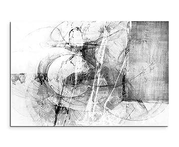 Abstrait 1323 120 X 80 Cm Noir Blanc Photos Impression D Art Dans Format Xxl D 030211 Top Toile Decoration Murale Tableau Abstrait Xxl