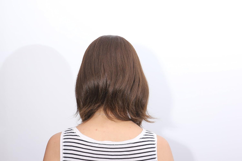 Uniwigs® Virgin Remy Cabello humano de Mongolia de judía Kosher peluca/ peluca, peluca, 6/8 # 12