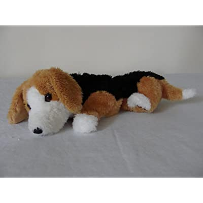 Fur Real Friends Tumbles My Roll Over Pup Beagle: Toys & Games