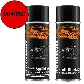TristarColor Spray Cans Set Pantone (Pantone Pms) 00485 °C 485 °C