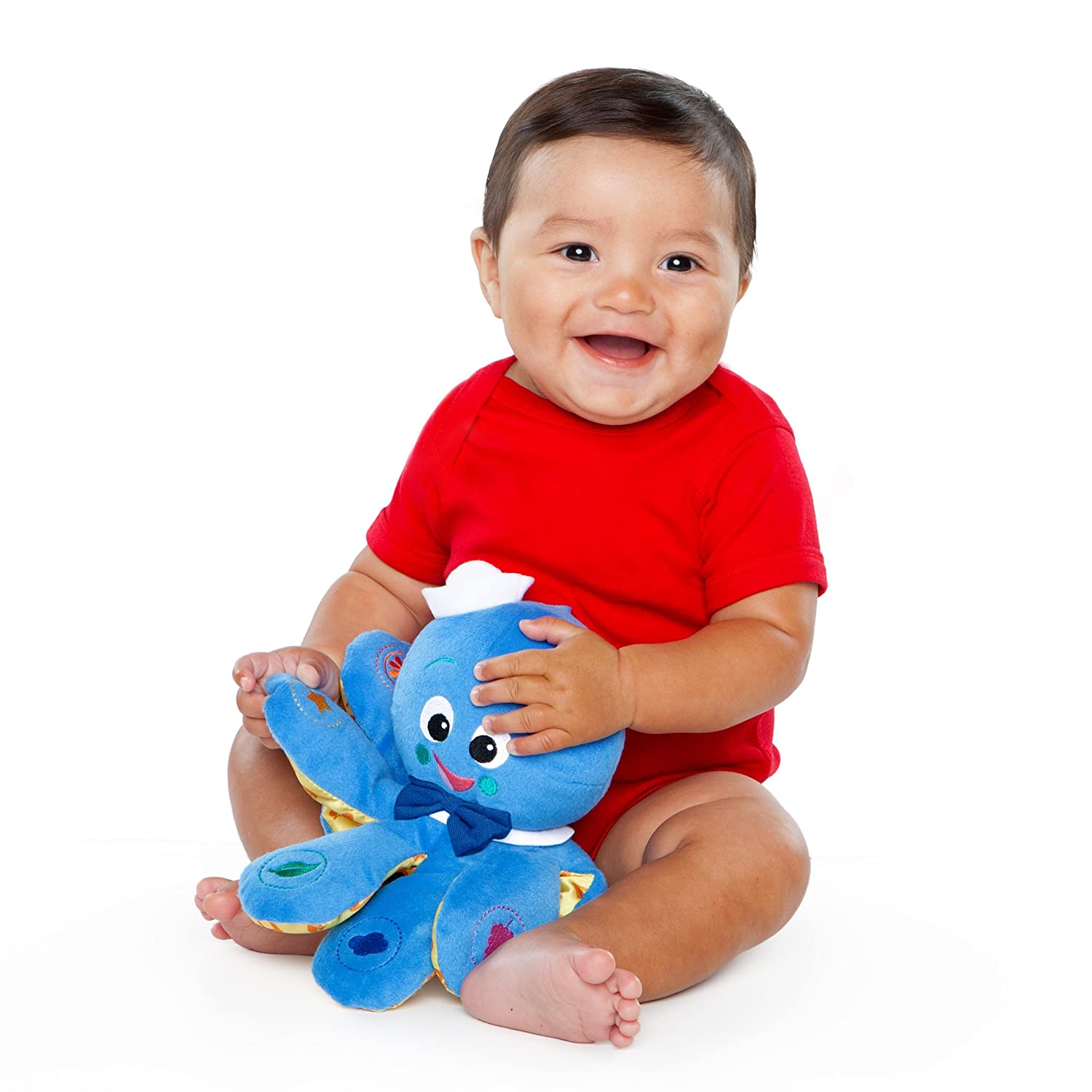 Toddler Development Toys : Baby einstein octoplush developmental infant toddlers