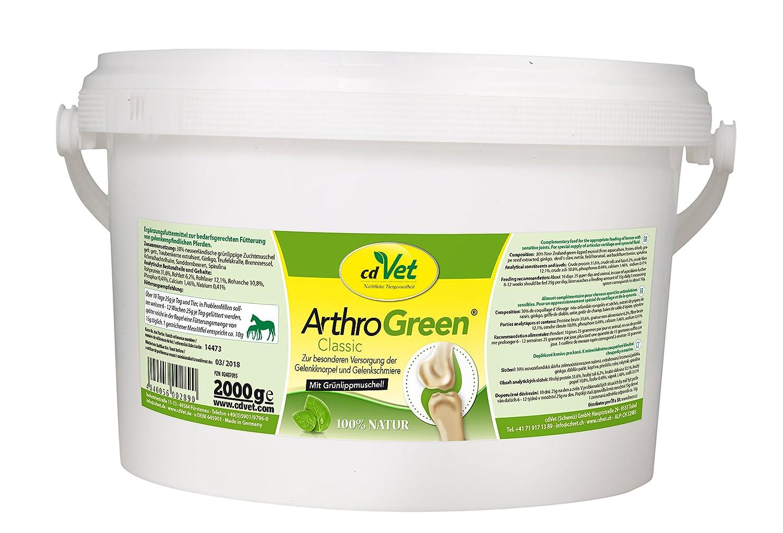 cdVet Naturprodukte ArthroGreen Classic 2kg