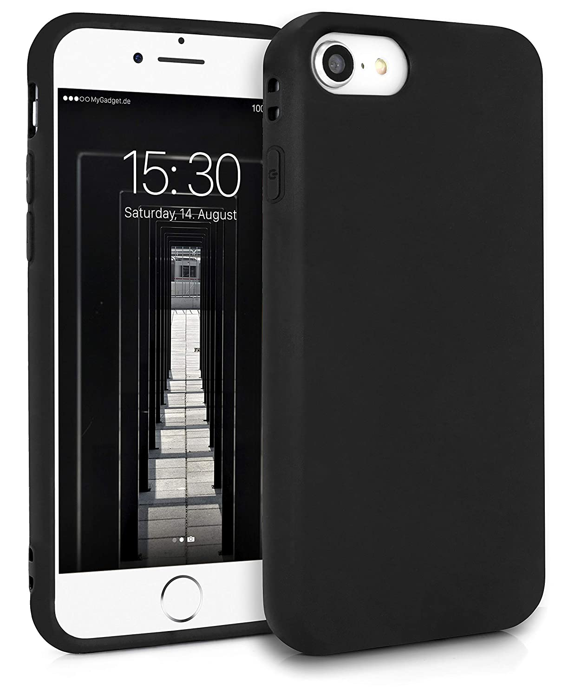MyGadget Funda Slim para Apple iPhone 7/8 en Silicona TPU: Amazon ...