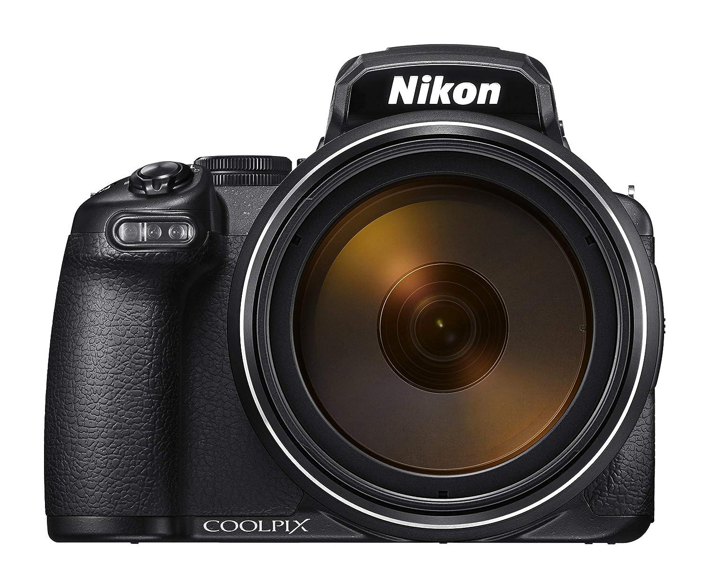 Nikon COOLPIX P1000 16.7デジタルカメラ 3.2インチ液晶ディスプレイ ブラック (認定整備済み) カメラのみ  B07KXHHLH1
