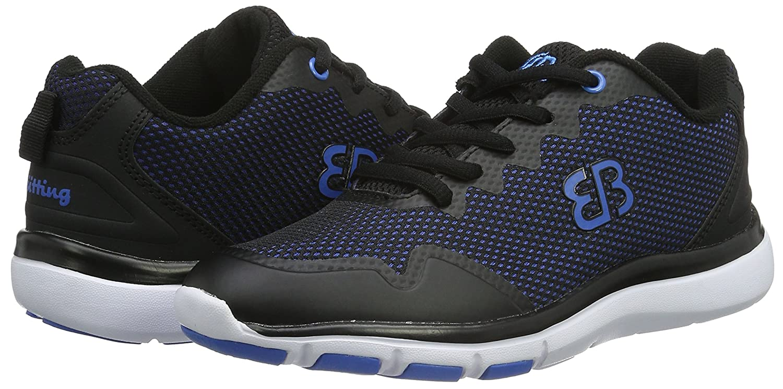 Bruetting Unisex Adults Bounce Low-Top Sneakers Green//Black