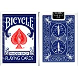 Marked Maiden Back Bicycle Trick Playing Cards Poker Size Deck USPCC