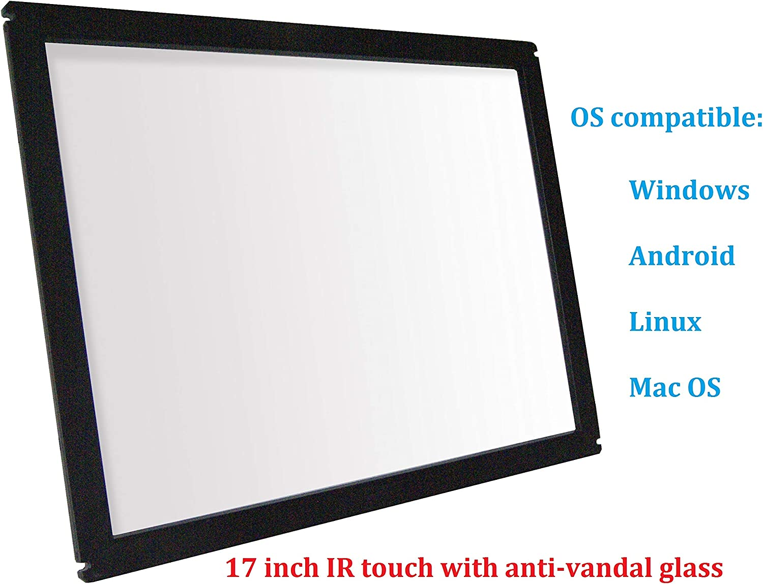 Deyowo 19 Inch 5:4 Multi Points IR Touch Screen Infrared Touch Panel USB Free Driver