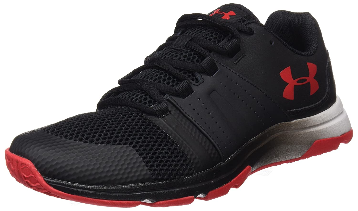 Under Armour UA UA Armour Raid TR, Chaussures de Fitness Homme 46 EU|Noir (Black) 381b1c