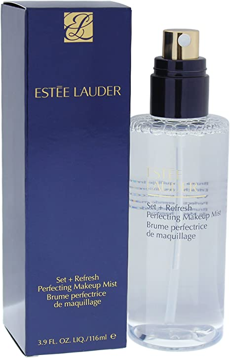 Estee Lauder - Bruma fijadora maquillaje set+ refresh perfecting makeup mist estée lauder: Amazon.es: Belleza