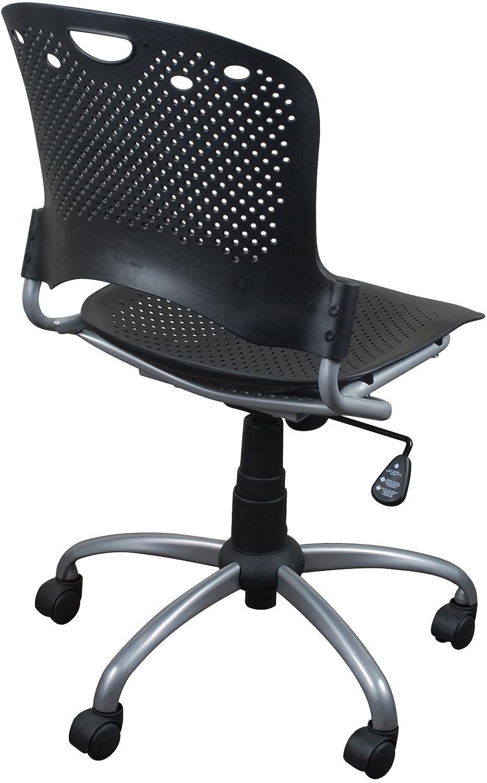 Balt Circulation Task Chair, Black, 1 Carton
