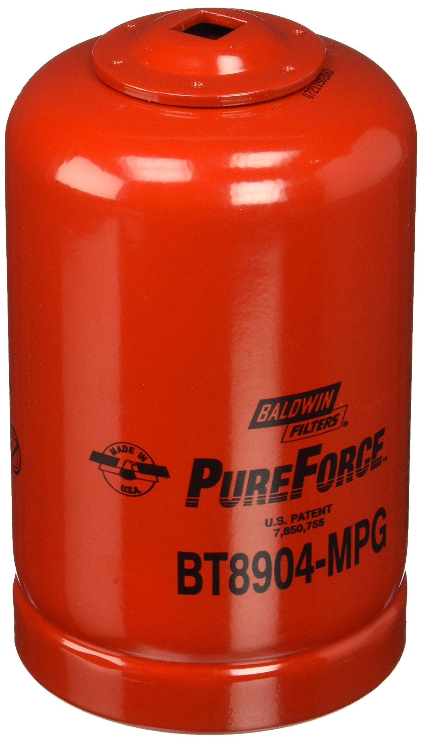 Baldwin Heavy Duty BT8904-MPG Hydraulic Filter,3-3/4 x 6-11/32 In by Baldwin