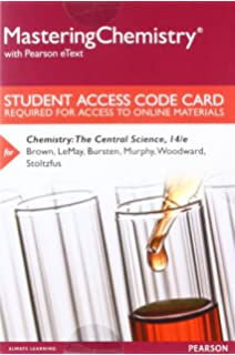 Chemistry Brown 12th Edition Pdf