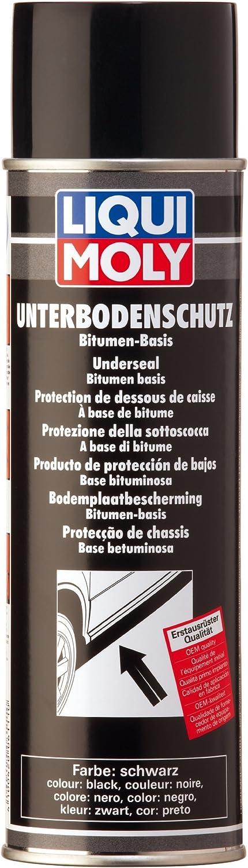 Liqui Moly 6111 Producto de Protección de Bajos Bituminosa Negro, Spray, 500 ml