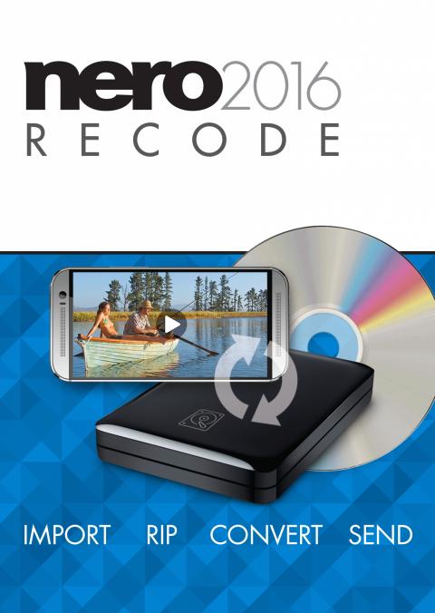 Nero Recode 2016 [OLD VERSION]