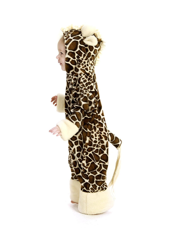 Boy Babies and Baby Girl Giraffe Halloween Costumes