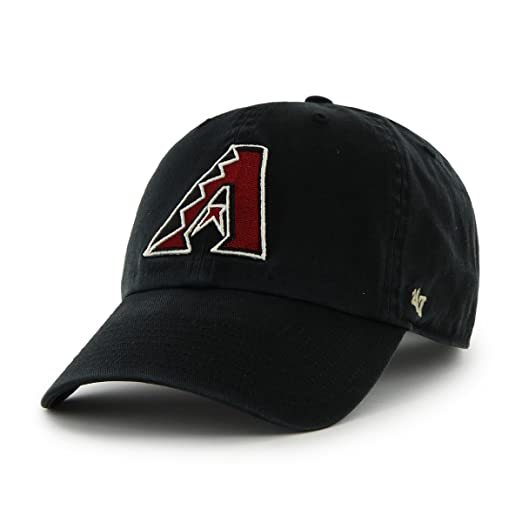 b21888a5dd4 Amazon.com   MLB Arizona Diamondbacks Men s Clean Up Cap