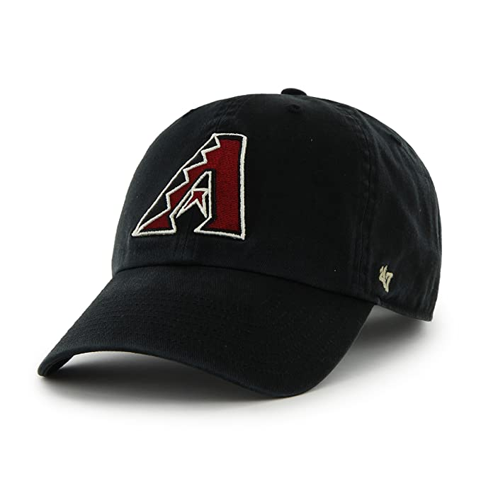 Amazon.com   MLB Arizona Diamondbacks Men s Clean Up Cap 71db823c91a7