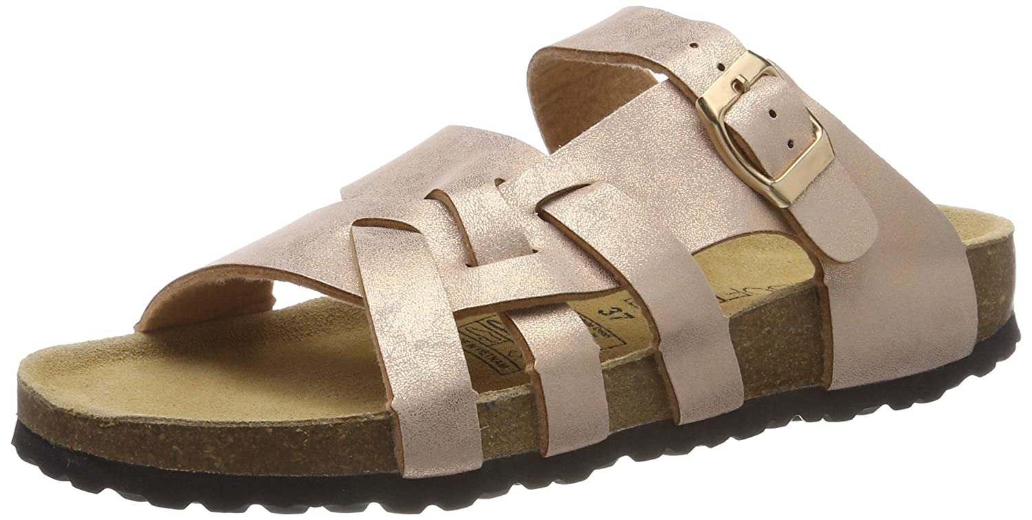 Supersoft 274 106, Pantofole Donna Oro (Rosegold 963)