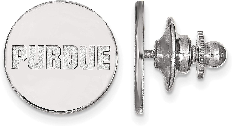 LogoArt Purdue University Lapel Pin