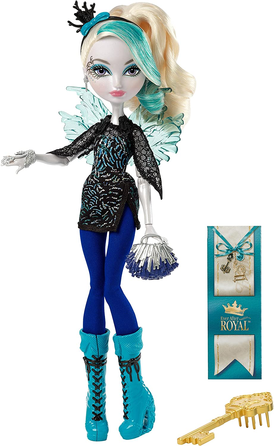 Ever After High Doll Original First Chapter Faybelle Thorn Shirt