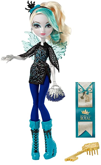 8 opinioni per Ever After High CDH56- Reale Faybelle Thorn