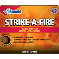 Diamond Strike-A-FIRE Starters, 48 Count