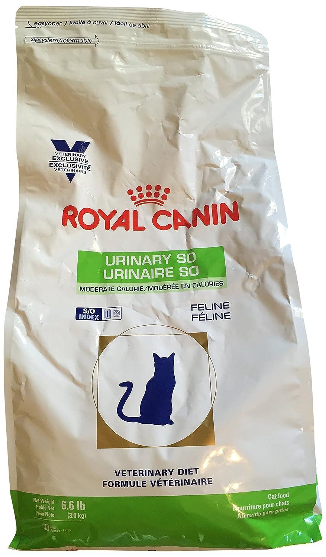 Royal Canin Feline Urinary So Moderate Calorie Dry, 6.6 lb.