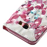 Strap Leather Case for Galaxy A520 2017,Wallet
