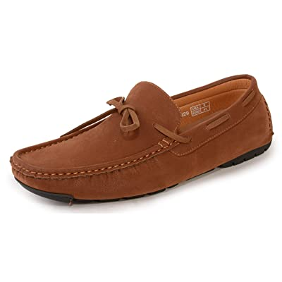 Quentin Asford Men's Slip-On Penny Loafers