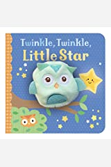 Twinkle, Twinkle, Little Star (Finger Puppet Book) (Finger Puppet Board Book) Board book