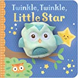 Twinkle, Twinkle, Little Star (Finger Puppet Book) (Finger Puppet Board Book)