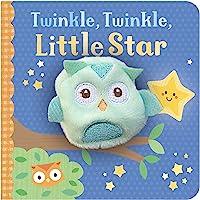 Twinkle, Twinkle, Little Star (Finger Puppet Book)