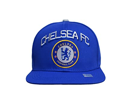269a28269d0 Image Unavailable. Image not available for. Color  Chelsea Fc Snapback  Adjustable Cap Hat – White - Blue New Season