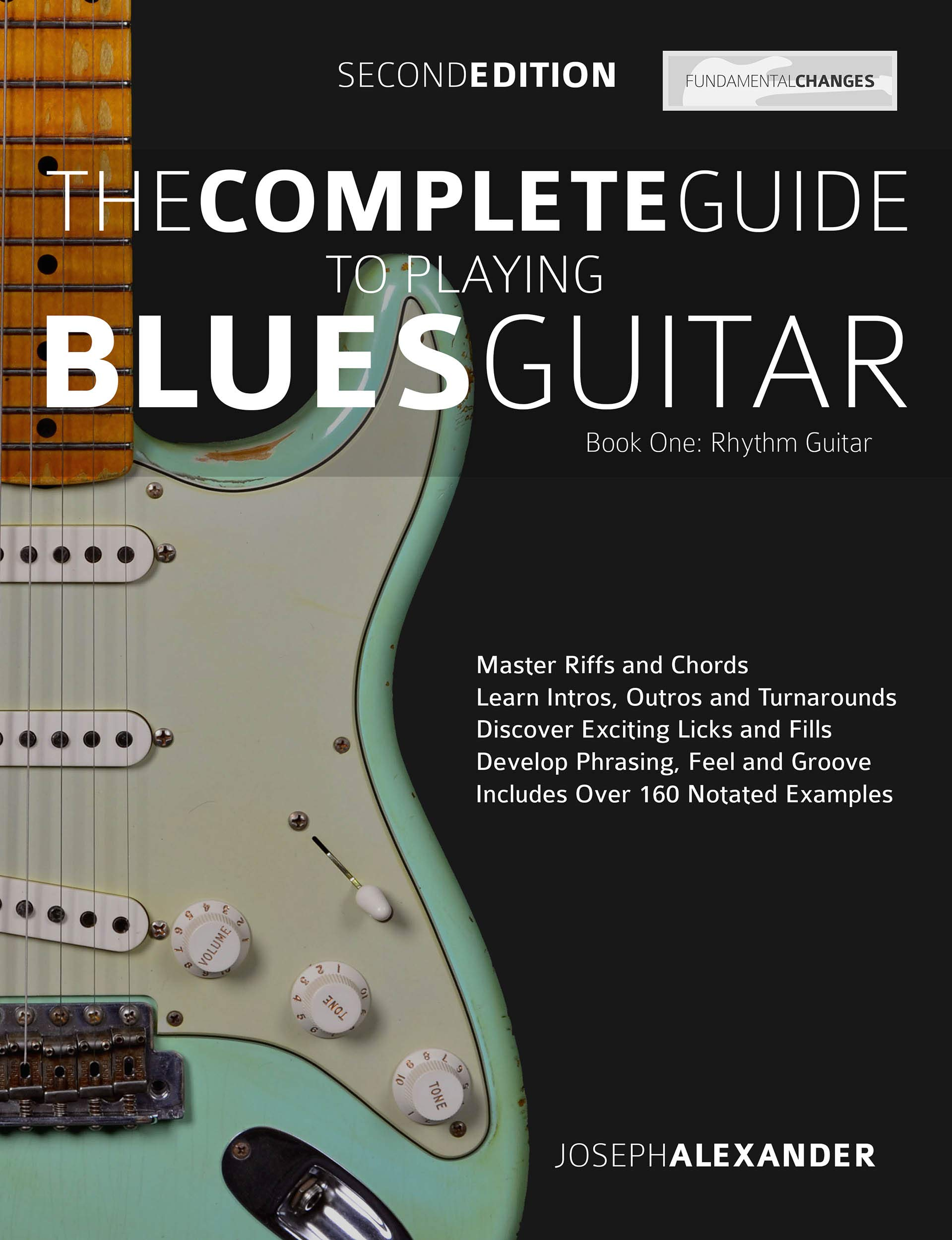 The Complete Guide To Playing Blues Guitar Part One   Rhythm Guitar  Master Blues Rhythm Guitar Playing  Play Blues Guitar Book 1   English Edition