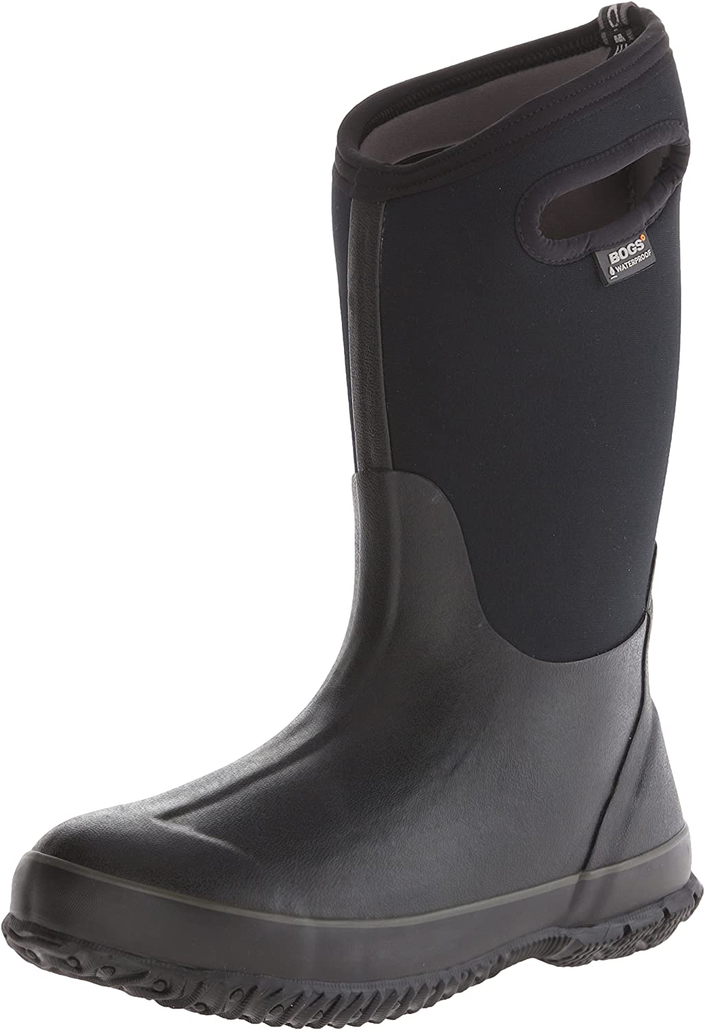 BOGS Unisex-Child Classic High Waterproof Insulated Rain Boot