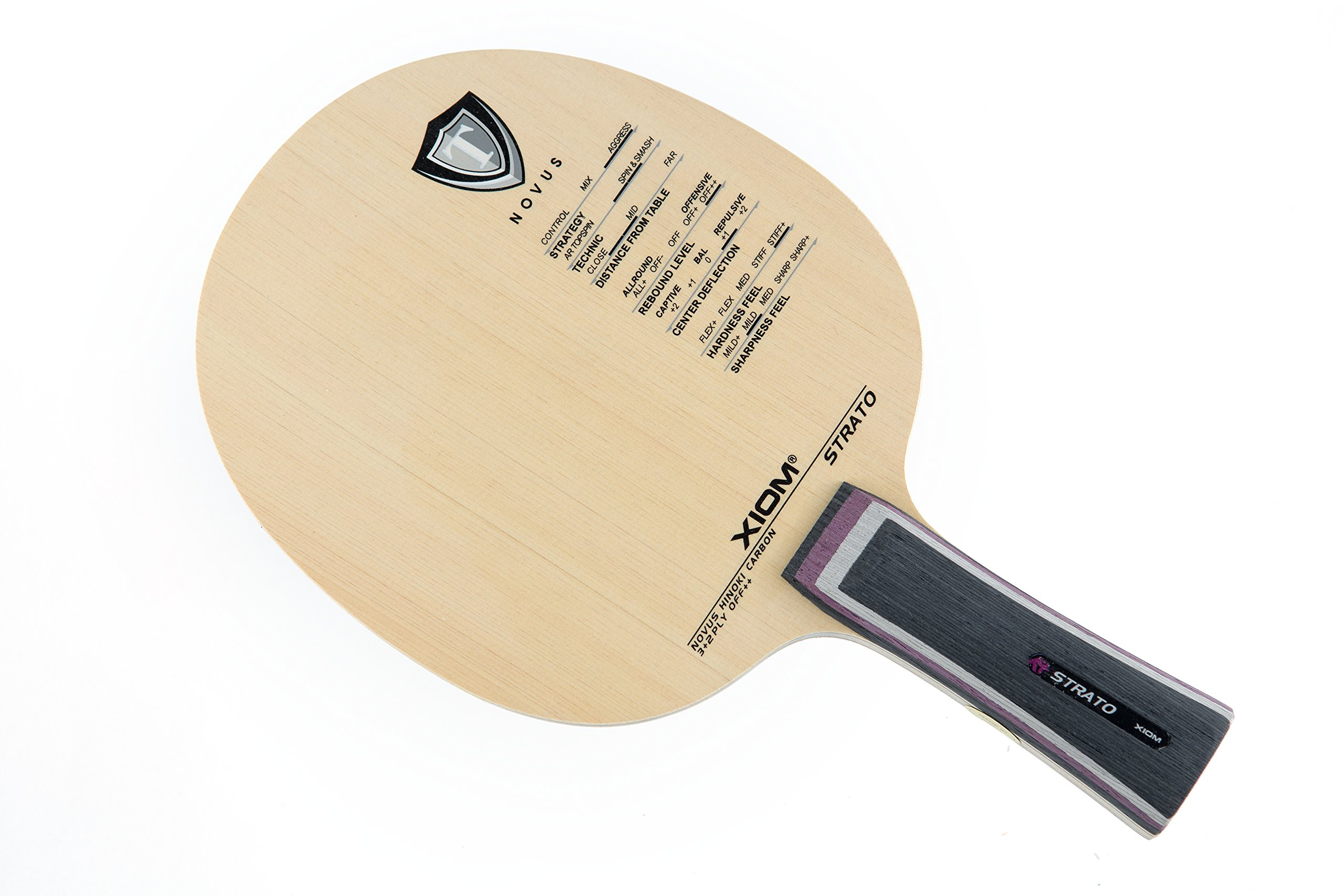 Xiom Strato FL Table Tennis Racket