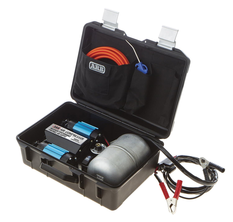ARB (CKMTP12) 12V Twin Motor High Performance Portable Air Compressor