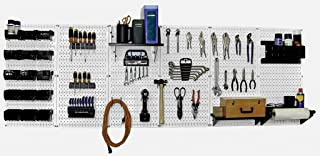 product image for Wall Control 30-WRK-800WB Master Workbench Metal Pegboard Tool Organizer