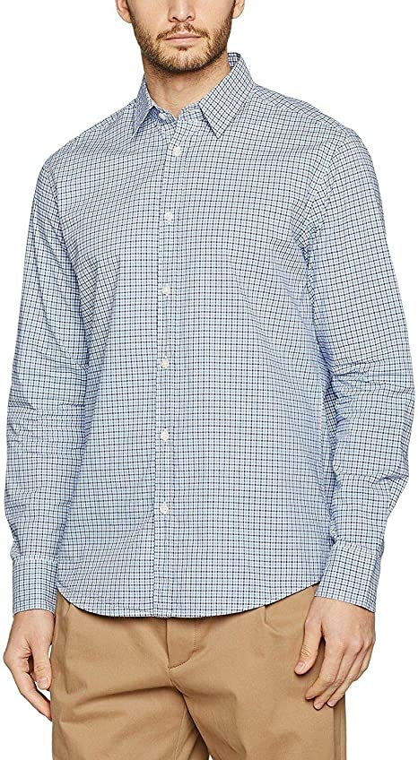 United Colors of Benetton Shirt Camicia Casual Uomo