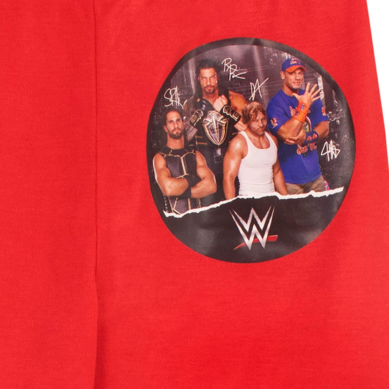 WWE Pigiama a Maniche Lunga per Ragazzi World Wrestling Entertainment