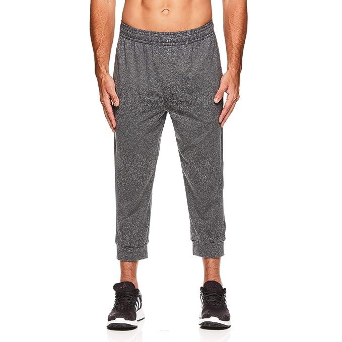 Amazon.com: Gaiam - Pantalones de deporte para hombre con ...