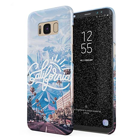 coque samsung s8 california