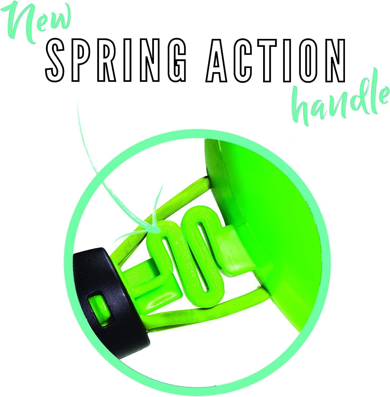 Franklin Sports Flip Toss Spring Grip