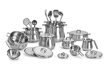 Amazon.com: Barazzoni utensilios de cocina Set barriga 25 ...