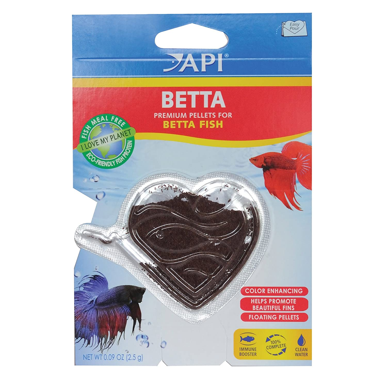 Amazon.com: API Betta Fish Food: Pet Supplies